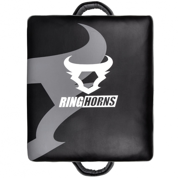 Тренировъчен щит - Ringhorns Charger Square Kick Pads - Black​