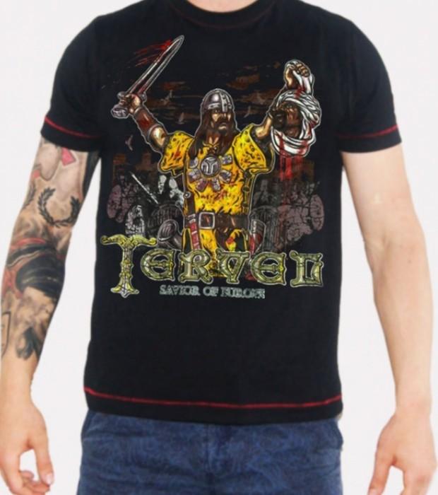 Родобран - Тениска - Тервел