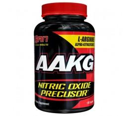 SAN - AAKG / 120 caps Хранителни добавки, Аминокиселини, Аргинин