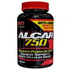 SAN - ALCAR / 100 tabs. Хранителни добавки, Отслабване, Л-Карнитин