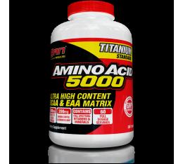 SAN - Amino Acid 5000 / 300 tabs. Хранителни добавки, Аминокиселини, Разклонена верига (BCAA), Комплексни аминокиселини