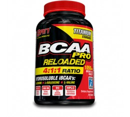 SAN - BCAA Reloaded 4:1:1 / 180 tabs.