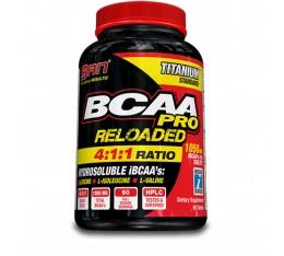 SAN - BCAA Reloaded 4:1:1 / 180 tabs. Хранителни добавки, Аминокиселини, Разклонена верига (BCAA)