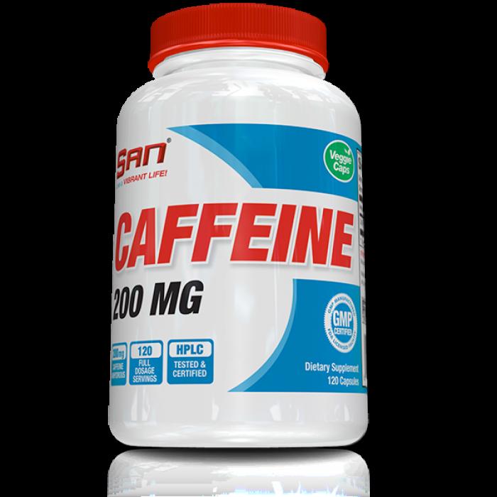 San - Caffeine Anhydrous / 120caps.