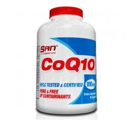 SAN - Coenzyme Q10 / 60 caps. Хранителни добавки, Антиоксиданти, Коензим Q10