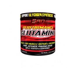 SAN - Performance Glutamine / 300 gr Хранителни добавки, Аминокиселини, Глутамин