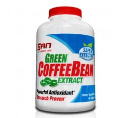 SAN - Green Coffee Bean EXTRACT / 60 caps.
