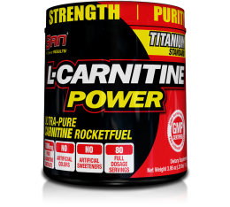 SAN - L-Carnitine Power / 112g.