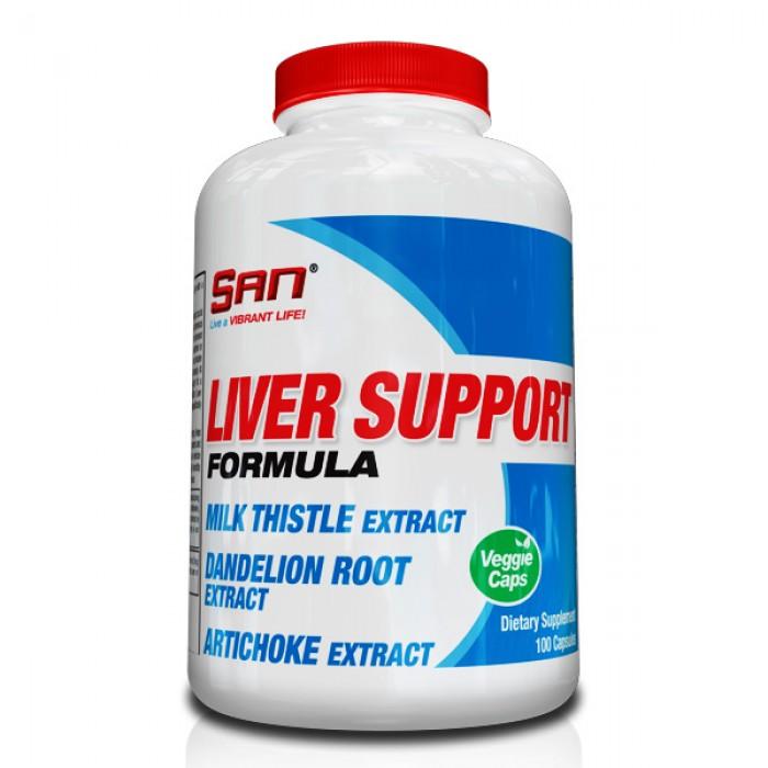 SAN - Liver Support Formula / 100 caps.