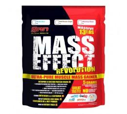 SAN - Mass Effect Revolution / 6000 gr Хранителни добавки, Гейнъри за покачване на тегло, Гейнъри