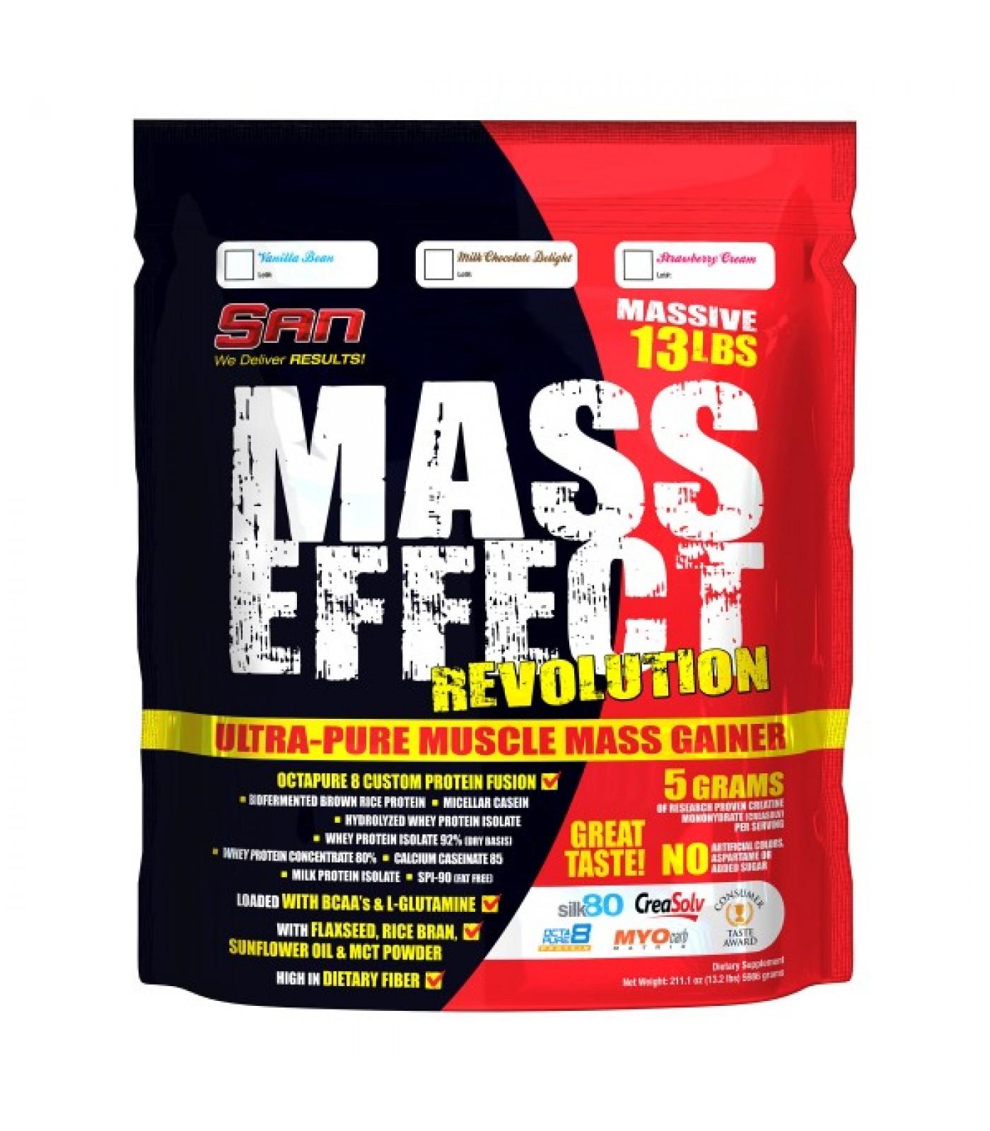 SAN - Mass Effect Revolution / 6000 gr