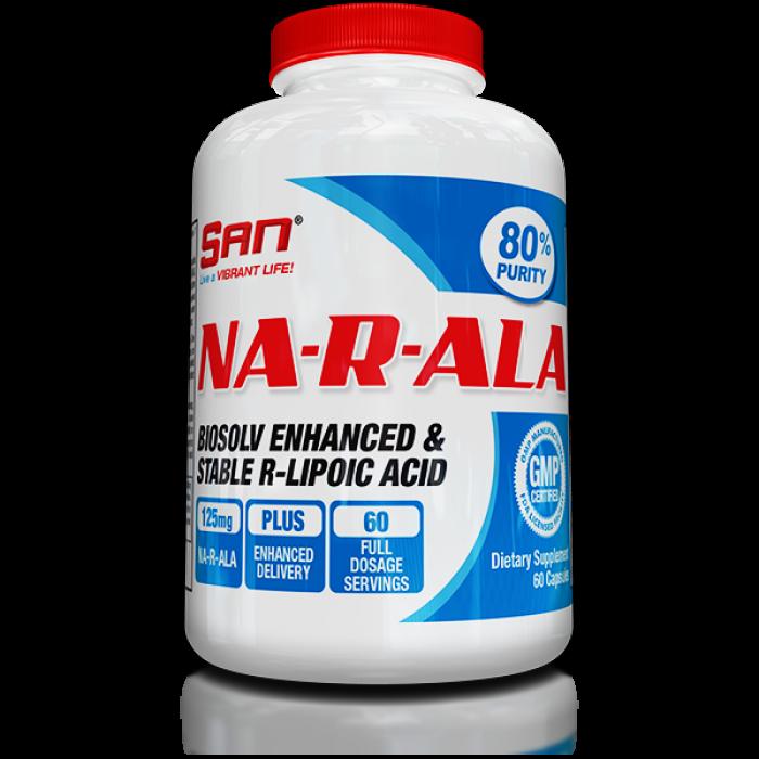 San - Na-R-ALA / 60caps.