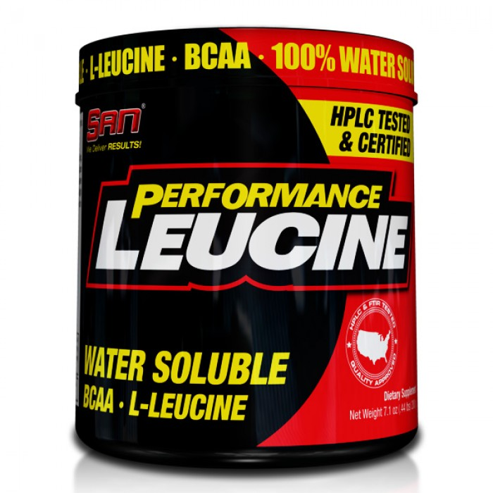 SAN - Performance Leucine / 200 gr.