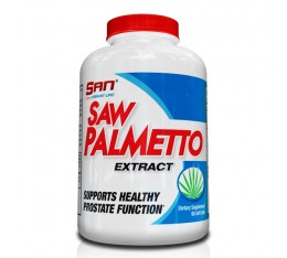 SAN - Saw Palmetto / 60 softgels.