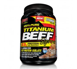 SAN - Pure Titanium Beef Supreme / 2lbs. Хранителни добавки, Протеини, Телешки протеин