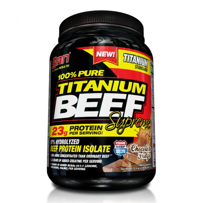 SAN - Pure Titanium Beef Supreme / 2lbs.