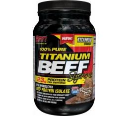 SAN - Titanium Beef Isolate / 908 gr.