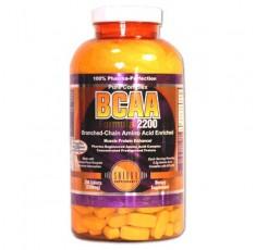 Saturn Supplements - BCAA Formula 2200mg. / 250 tabs. Хранителни добавки, Аминокиселини, Разклонена верига (BCAA)
