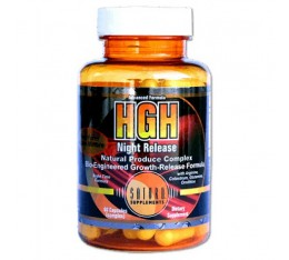 Saturn Supplements - HGH Night Release / 60 caps. Хранителни добавки, Хардкор продукти