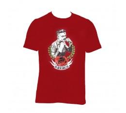 Тениска Savage 13 - чевена Тениски