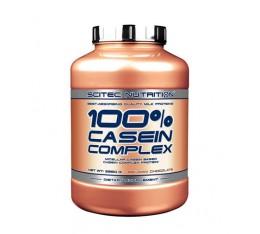 Scitec - 100% Casein Complex / 2350 gr. Хранителни добавки, Протеини, Казеинов протеин