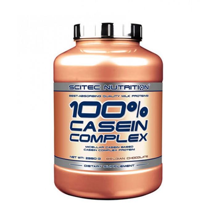 Scitec - 100% Casein Complex / 2350 gr.