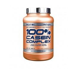 Scitec - 100% Casein Complex / 920 gr. Хранителни добавки, Протеини, Казеинов протеин