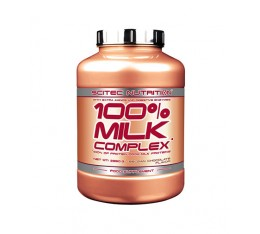 Scitec - 100% Milk Complex / 2350 gr. Хранителни добавки, Протеини, Суроватъчен протеин