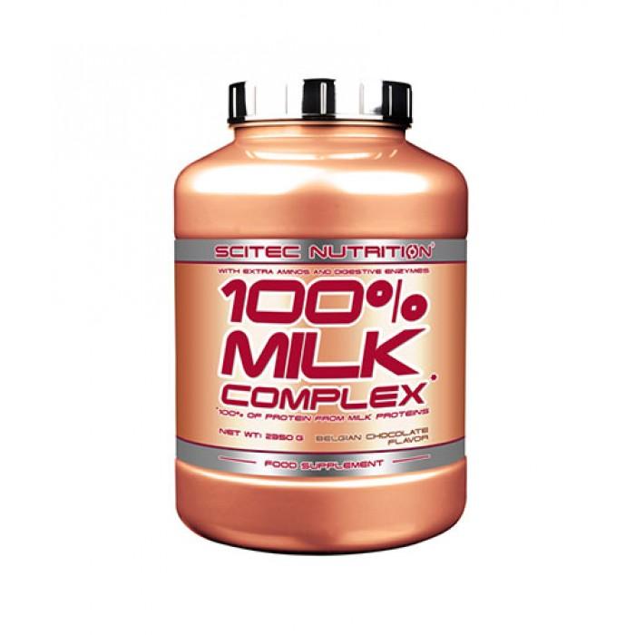 Scitec - 100% Milk Complex / 2350 gr.