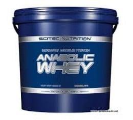 Scitec - Anabolic Whey / 4000 gr. Хранителни добавки, Протеини, Суроватъчен протеин