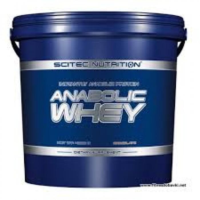 Scitec - Anabolic Whey / 4000 gr.