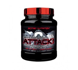 Scitec - Attack 2.0 / 320 gr. Хранителни добавки, Азотни/напомпващи, Хранителни добавки на промоция