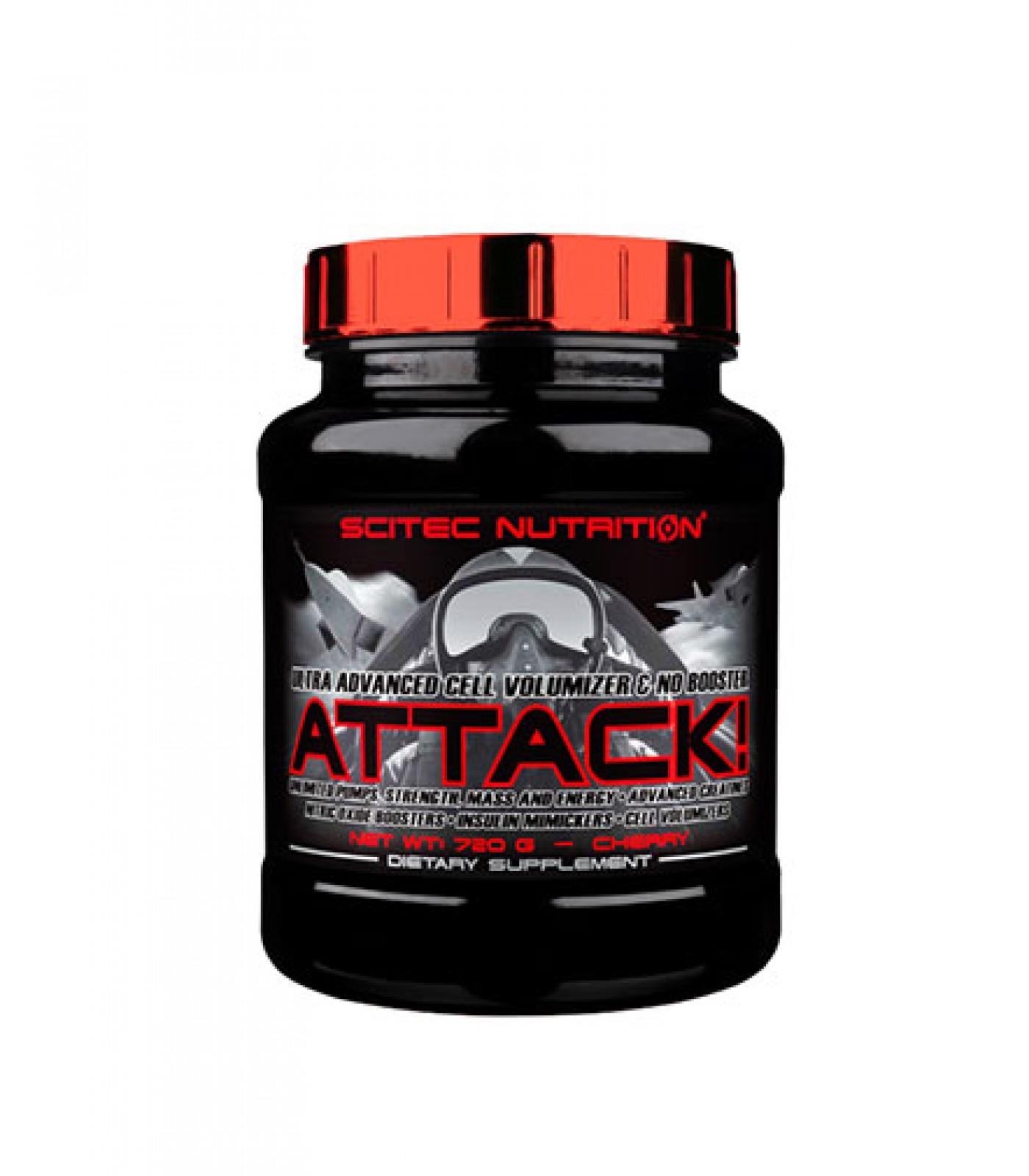 Scitec - Attack 2.0 / 720 gr.