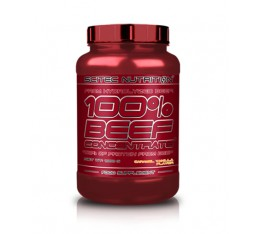 Scitec - 100% Beef Concentrate / 2 lbs. Хранителни добавки, Протеини, Телешки протеин