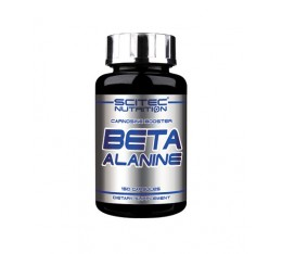 Scitec - Beta Alanine / 150 caps. Хранителни добавки, Аминокиселини, Бета-Аланин
