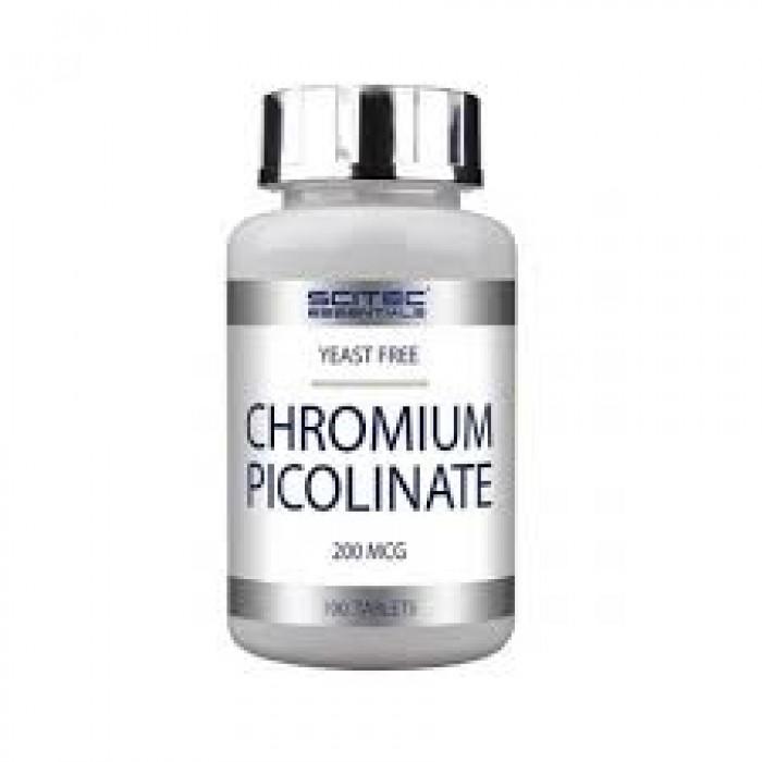 Scitec - Chromium Picolinate / 100 tabs.
