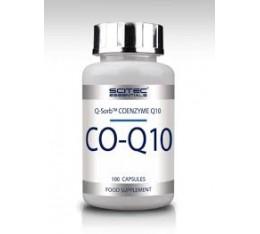 Scitec - CO–Q10 10 mg. / 100 caps. Хранителни добавки, Антиоксиданти, Коензим Q10