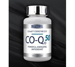 Scitec - CO–Q10 50 mg. / 100 caps. Хранителни добавки, Антиоксиданти, Коензим Q10