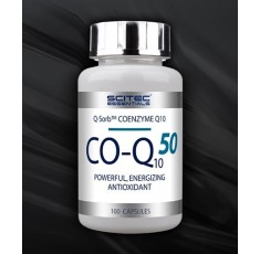 Scitec - CO–Q10 50 mg. / 100 caps.