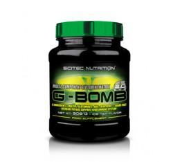 Scitec - G-Bomb 2.0 / 308 gr Хранителни добавки, Аминокиселини, Глутамин