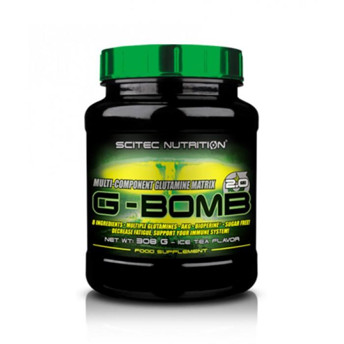 Scitec - G-Bomb 2.0 / 308 gr