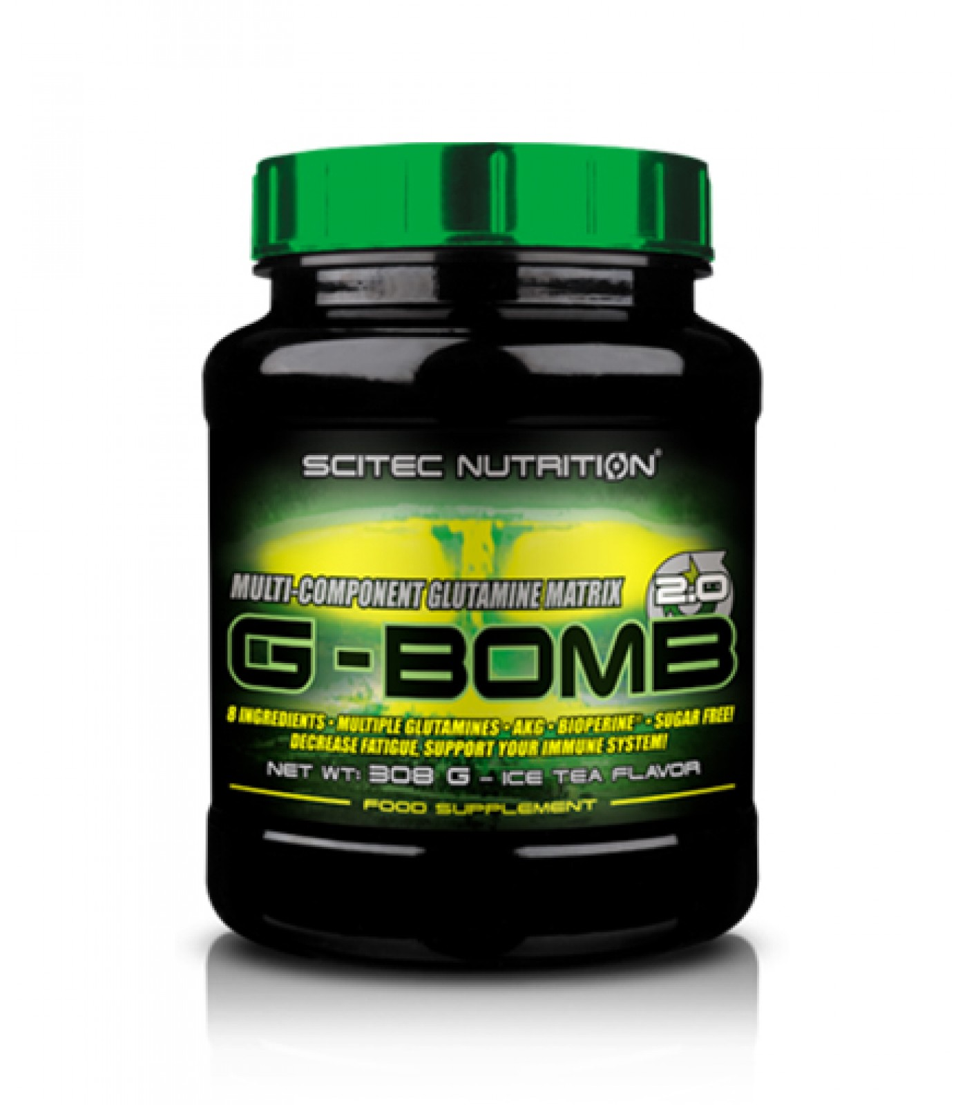 Scitec - G-Bomb 2.0 / 500 gr