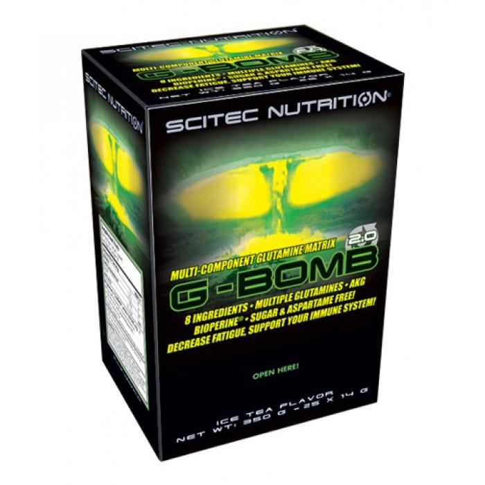 Scitec - G-Bomb 2.0 / 25 Sachets