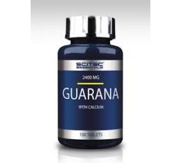 Scitec - Guarana / 100 tabs.