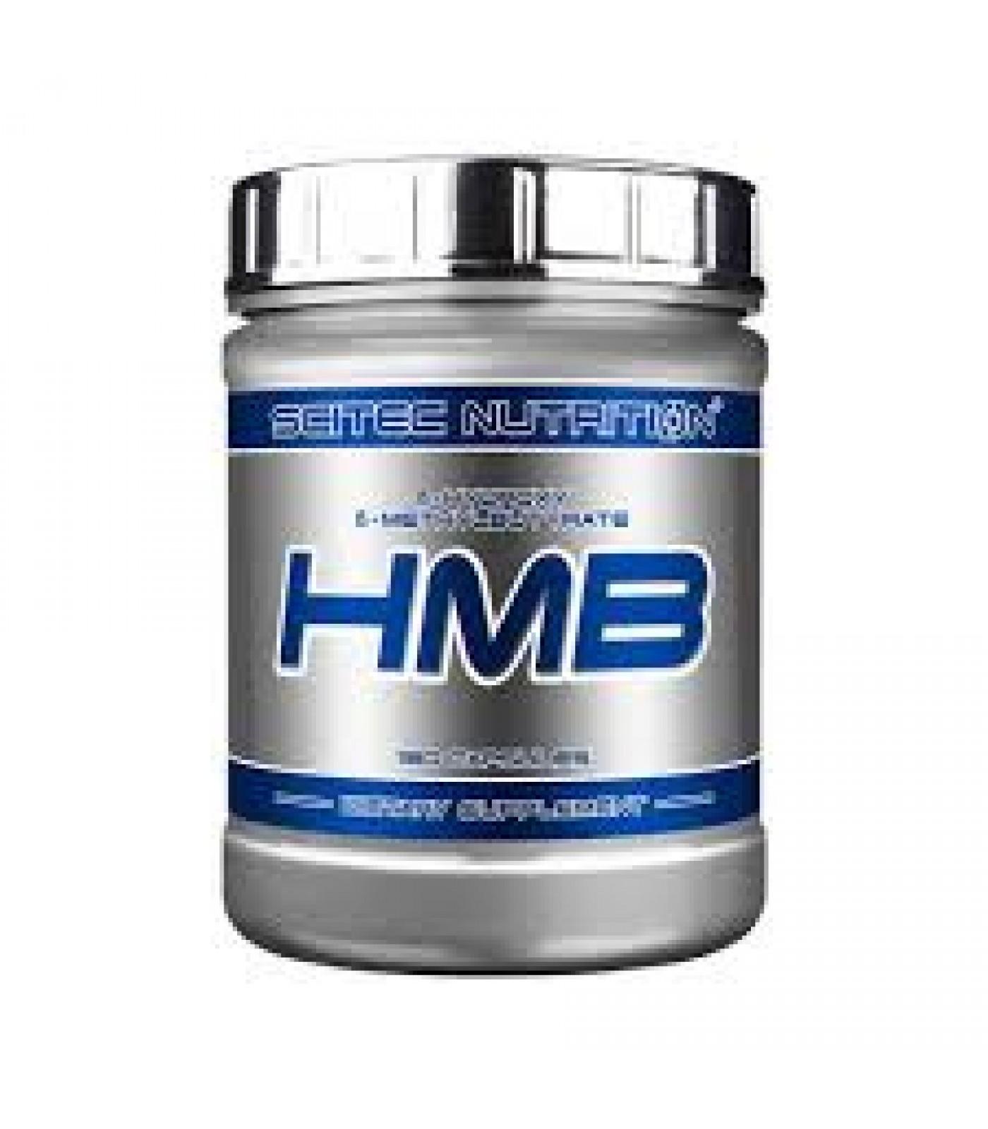 Scitec - HMB 500 mg. / 90 caps.