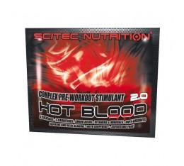 Scitec - Hot Blood / доза