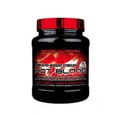 Scitec - Hot Blood 3.0 / 300 gr. Хранителни добавки, Азотни/напомпващи, Хранителни добавки на промоция