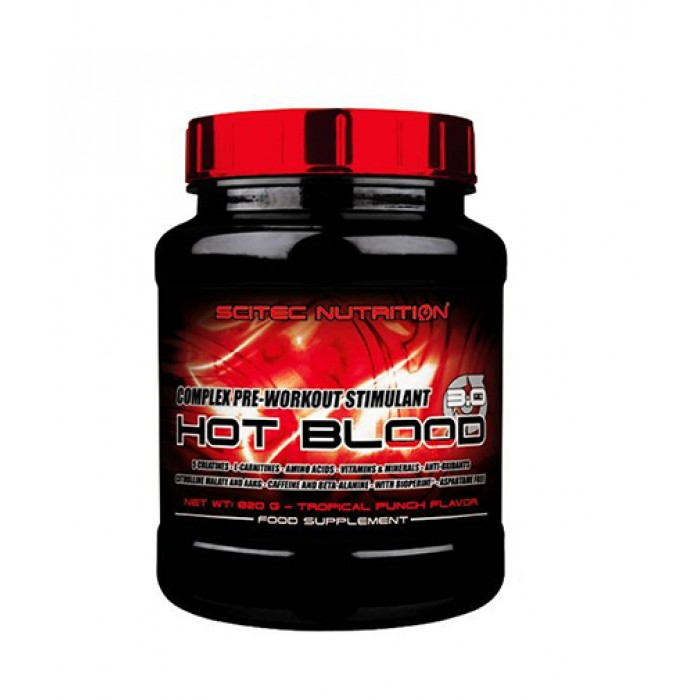 Scitec - Hot Blood 3.0 / 300 gr.