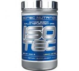 Scitec - Isotec / 1000 gr. Хранителни добавки, Енергийни продукти