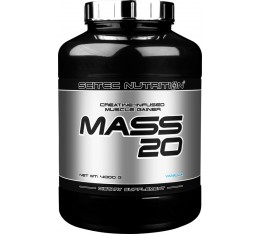 Scitec - Mass 20 / 4000 gr.